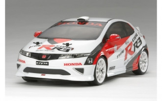 R/C 1/10 JAS Motorsport Honda Civic R3 (FF03)