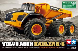 R/C 1/24 Volvo A60C Hauler 6x6 (G601)