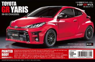 R/C 1/10 Toyota GR Yaris (M05)