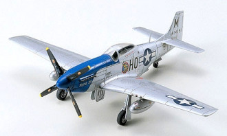 1/72 North American P-51D Mustang