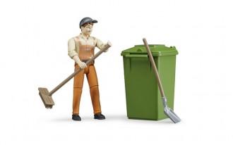 Waste disposal Figure Set