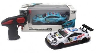 1/24 R/C Mercedes-AMG C63 DTM (2 Assorted)
