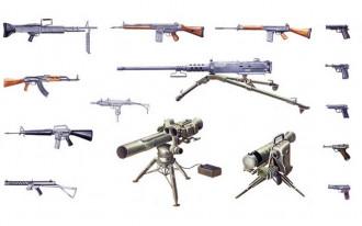 1/35 Modern Light Weapon Set