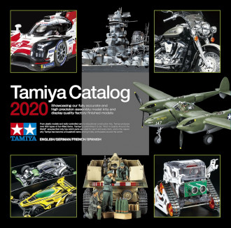 Tamiya Catalogue 2020