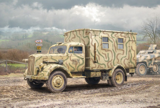 1/35 Opel Blitz Radio Truck