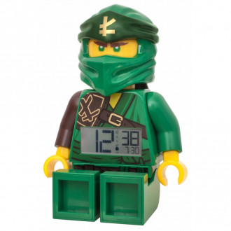 LEGO Ninjago - Lloyd Figure Alarm Clock with Sound