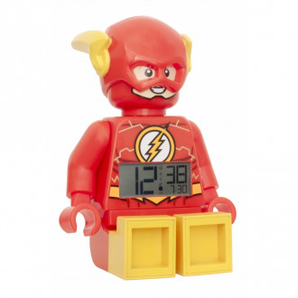 LEGO Super Heroes - Flash Figure Alarm Clock with Snd