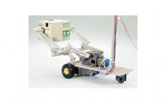 Remote Controlled Robot Construction Set