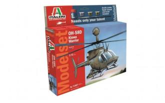 1/72 AH-58D Kiowa Warrior (MS)