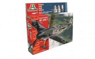1/72 BF-109 Messerschmitt (MS)