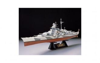 1/350 Tirpitz Battleship
