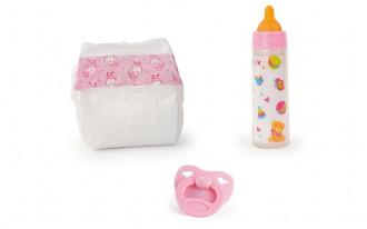 Doll's Accessories Deluxe Set - 3pc (Newborn)