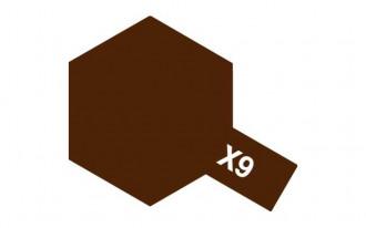 X-9 Brown Enamel
