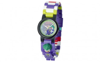 LEGO Batman Movie - Joker Minifigure Link Watch