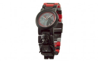 LEGO Star Wars - Darth Vader Minifigure Link Watch