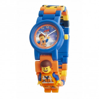 LEGO Movie 2 - Emmet Minifigure Link Watch