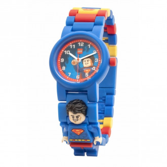 LEGO Super Heroes - Superman Minifig Link Watch