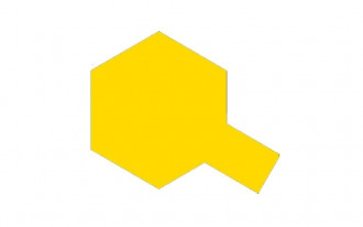 X-8 Lemon Yellow Acrylic