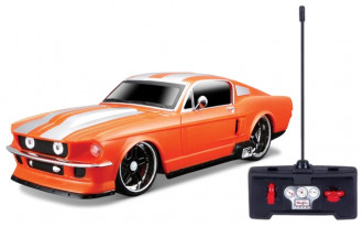 1/24 R/C Ford Mustang 1967