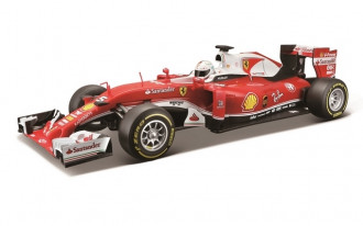 1/14 R/C Ferrari SF-16H without Batteries
