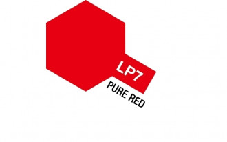 LP-7 Pure Red