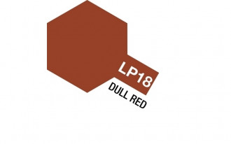 LP-18 Dull Red