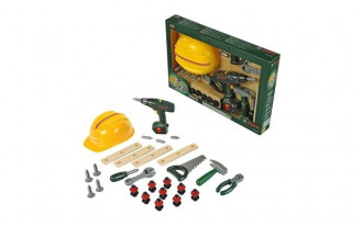Bosch Tool Set with Hard Hat
