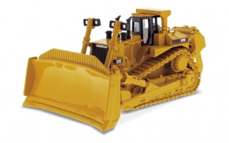 1/50 CAT D11R Track-Type Tractor