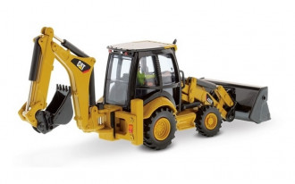 1/50 CAT 432E Backhoe Loader