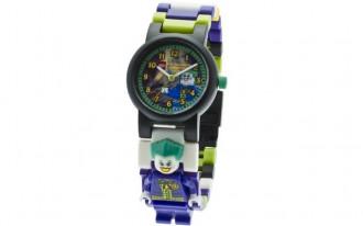LEGO Super Heroes - Joker Minifigure Link Watch