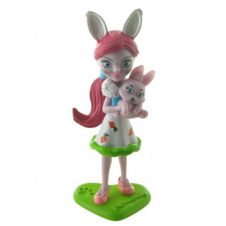 Enchantimals - Bree Bunny & Twist (10cm)