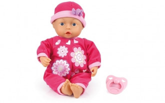 My First Baby Doll with 24 sounds (33cm)