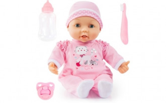 Magic Teeth Baby Doll (38cm)