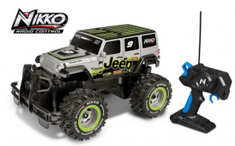 1/16 R/C Jeep Rubicon