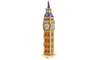 3D Wooden Puzzle - Big Ben
