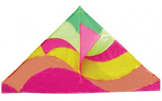 Delta Kite Single Line 133x74cm