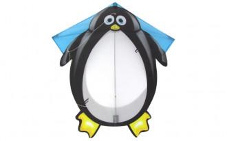 Diamond Kite Single Line (Penguin) 60x70cm