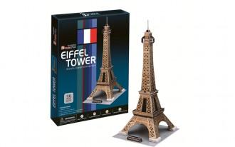 Eiffel Tower (France) 35pcs 3D Puzzle