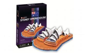 Sydney Opera House (Australia) 41pcs 3D Puzzle