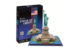 Statue of Liberty (USA) 39pcs 3D Puzzle