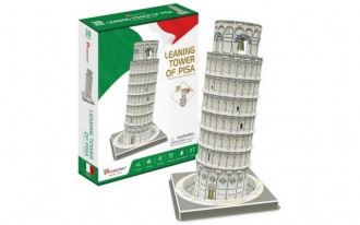 Leaning Tower of Pisa (Italy) 27pcs 3D Puzzle