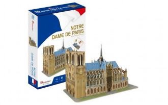 Notre Dame Paris (France) 53pcs 3D Puzzle
