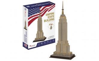 Empire State Building (USA) 54 pcs 3D Puzzle