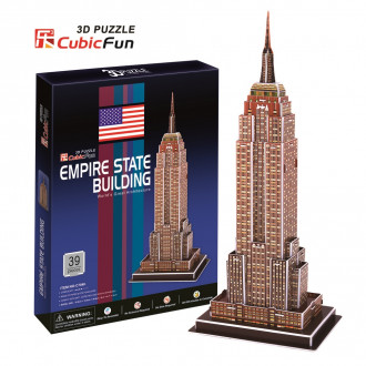 Empire State Building (USA) 39pcs