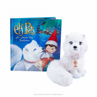 Elf Pets - An Arctic Fox Tradition