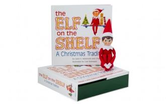 The Elf on the Shelf – Boy