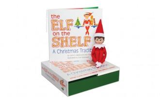 The Elf on the Shelf – Girl