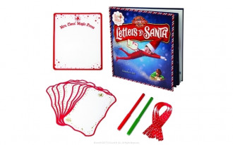 Scout Elf Express Delivers - Letters to Santa