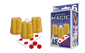 Amazing Magic Pocket Set #6 with 15 Tricks