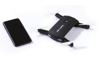 RC113 Folding Pocket Drone with 720p WiFi Camera and Altitude Hold